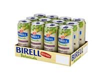 Birell Botanicals pivo nealkoholické baza, tymián a citrón 12x400 ml PLECH