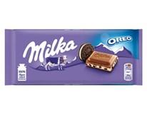 Milka Oreo tabuľková čokoláda 11x100 g