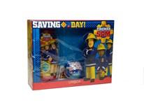 BI-ES Kazeta Fireman Sam sprchový gél 250ml+kúpeľný gél 1x1 ks