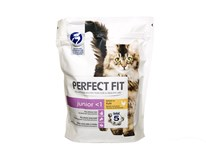 Whiskas Perfect Fit Junior s kuracím mäsom granule 1x750 g