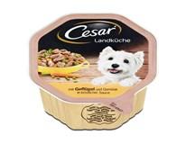 Cesar hydinové mäso a zelenina pre psa 1x150 g