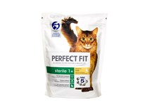 Whiskas Perfect Fit Sterile s kuracím mäsom granule 1x750 g