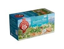 Teekanne Mountain Herbs bylinný čaj 3x36 g