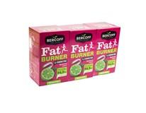 Bercoff Fat Burner L-Carnitine funkčný čaj 3x30 g