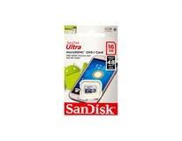 Micro karta SDHC CLASS10 16GB 1ks