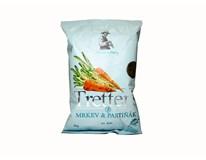 Tretter's Mrkva&paštrnák morská soľ chipsy 1x90g