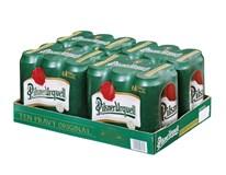Pilsner Urquell pivo 12% 4x6x500ml PLECH