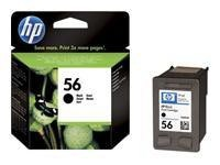 Cartridge N56 black 19ml HP 1ks