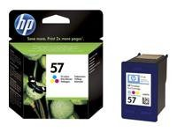 Cartridge N57 tricolor 17ml HP 1ks