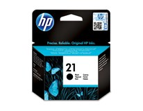 Cartridge N21 black 5ml HP 1ks