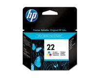 Cartridge N22 tricolour 5ml HP 1ks