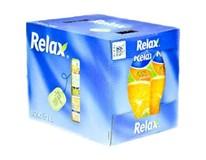 Relax džús pomaranč 100% 12x1 l