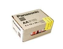 Batérie Zinc carbon R6RZ AA Panasonic 48ks