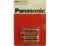 Batérie Zinc carbon R03RZ AAA Panasonic 4ks