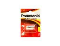 Batérie Lithium power CR123 Panasonic 1ks