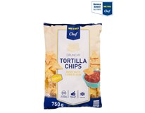 Metro Chef Tortilla chips cheese/syrové 1x750 g