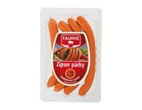 Tauris Zipser párky chlad. váž. cca 1,3 kg OA