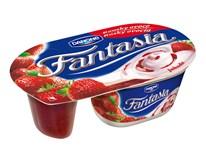 Danone Fantasia jogurt jahoda chlad. 4x122 g