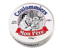 Coulommiers Mon Pere syr s bielou plesňou chlad. 1x320g