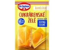 Dr.Oetker Cukrárske želé žlté 36x10 g