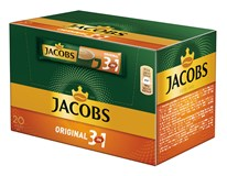Jacobs Original 3v1 káva instantná 20ks 1x304 g