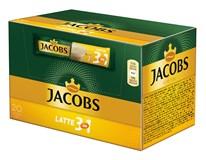 Jacobs Latte 3v1 káva instantná 20ks 1x250 g