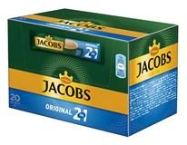 Jacobs Original 2v1 káva instantná 20ks 1x280 g