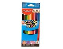 Pastelky trojhranné Color Peps Maped 12ks