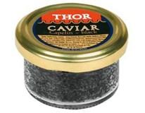 Thor Kaviár Capellin čierny chlad. 3x50 g
