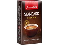 BOP Štandard premium káva mletá 12x125 g
