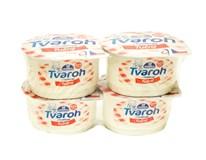 Milko Tvaroh tučný chlad. 4x250 g