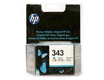 Cartridge N343 tricolour HP 1ks
