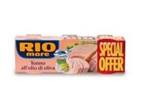 Rio mare Tuniak vo vlastnej šťave 3x160 g