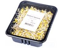 Výhonky reďkovky žltej čerstvé 1x100 g vanička