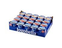 Zott Jogobella jogurt standard I. (jahoda,jablko,čučoriedka) chlad. 20x150 g