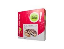 Pekanová torta s karamelom mraz. 1x1570 g