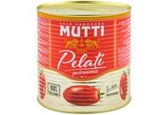 Томати Mutti Pelati очищені в томатному соку 2500г
