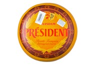 Сир President Мааздам 48% ваговий