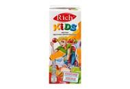 Нектар Rich Kids Яблучно-виноградний освітлений купаж 0,2л
