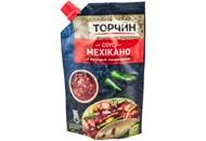 Соус Торчин Мехікано томатний з перцем халапеньо 200г