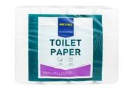 Папір туалетний Metro двошаровий 24шт