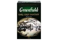 Чай Greenfield Earl Grey Fantasy чорн цейл байх листов 100г