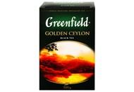 Чай Greenfield Golden Ceylon чорний цейл байх листовий 100г