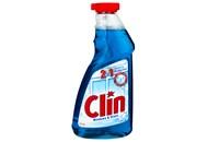 Засіб для миття скла Clin Windows & Glass блакитний 500мл