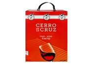 Вино Cerro de la Cruz BiB Tinto Seco червоне сухе 11% 5л