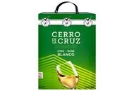 Вино Cerro de la Cruz BiB Blanco Seco біле сухе 11% 5л