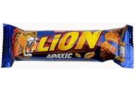 Вафлі Lion Арахіс з м`якою карамеллю вкриті глазур`ю 40г