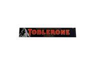 Шоколад Toblerone темний з нугою із меду та мигдалю 100г