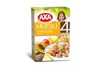 Сніданки сухі Axa Мюслі Тропічні зернові 300г
