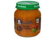 Пюре Gerber яблуко гарбуз для дітей з 6 місяців 130г